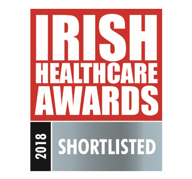 MARIO Project shortlisted for the Irish Healthcare Awards 2018!